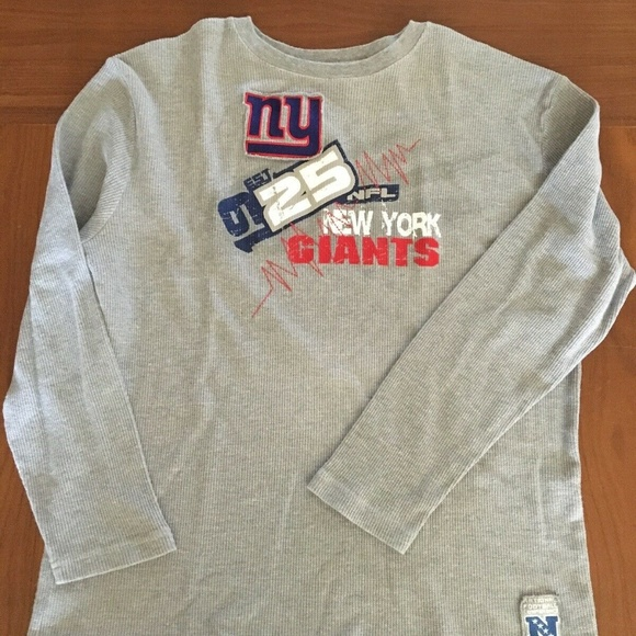 NFL Other - NFL Pro Line New York Giants Thermal Shirt